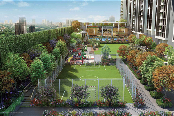 luxury apartments in Mulund